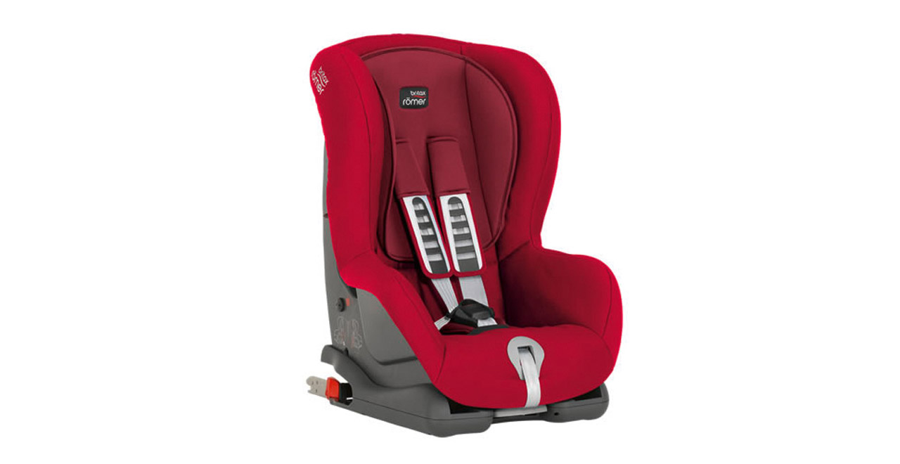 Der SEAT Kindersitz DUO PLUS