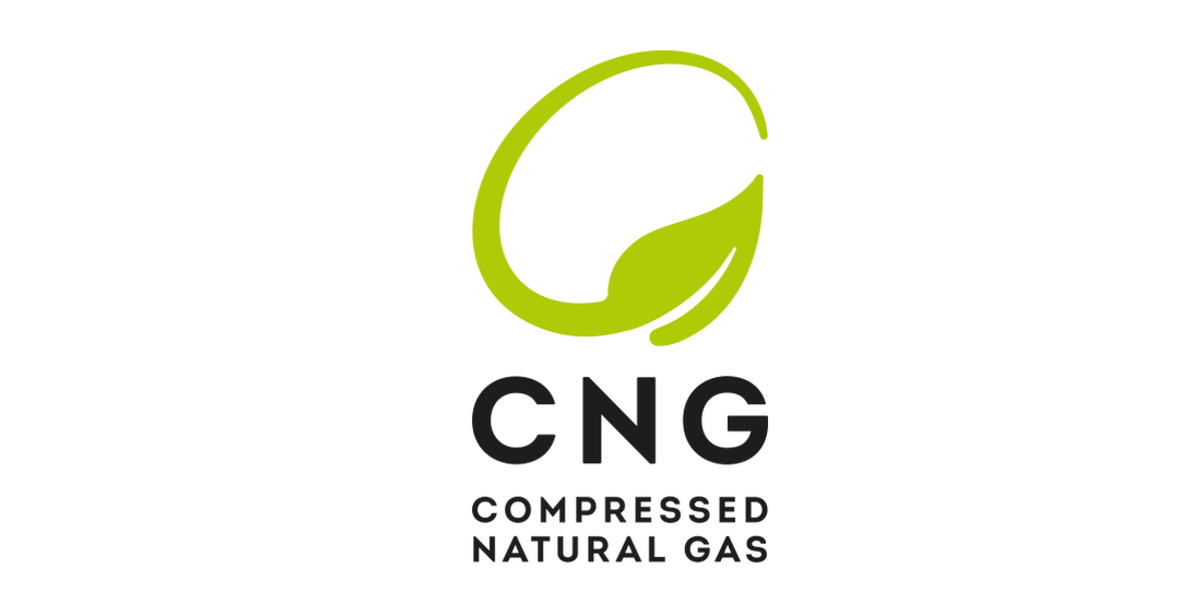 CNG Compressed Natural Gas Logo